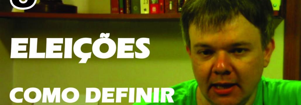 Capa vlog Eleiçoes 1