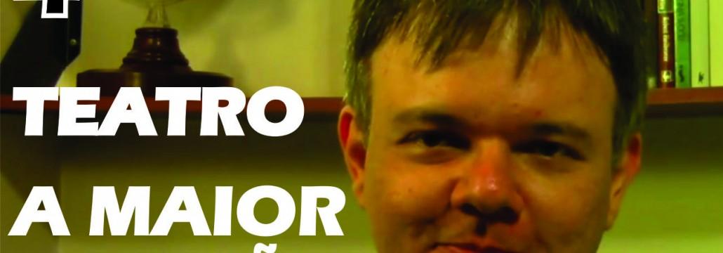 Vlog teatro emoção
