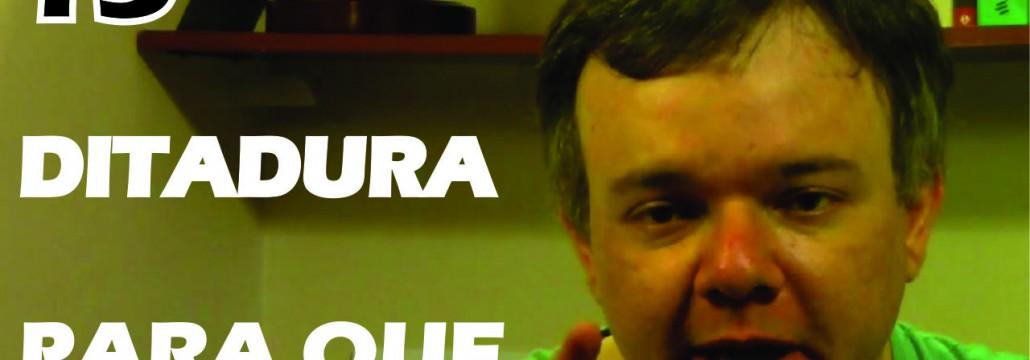 Capa Ditadura